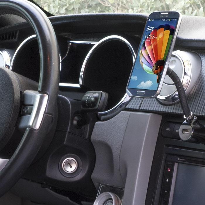 smartphone en el coche