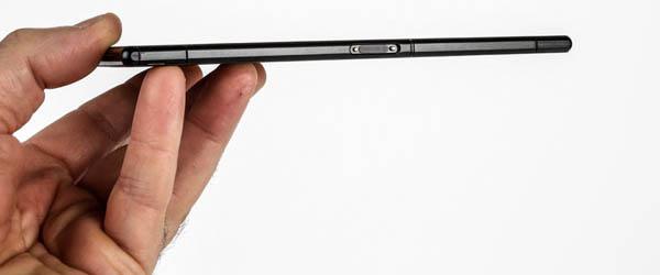 smartphones delgados