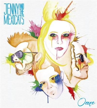 jenny-and-the-mexicats disco