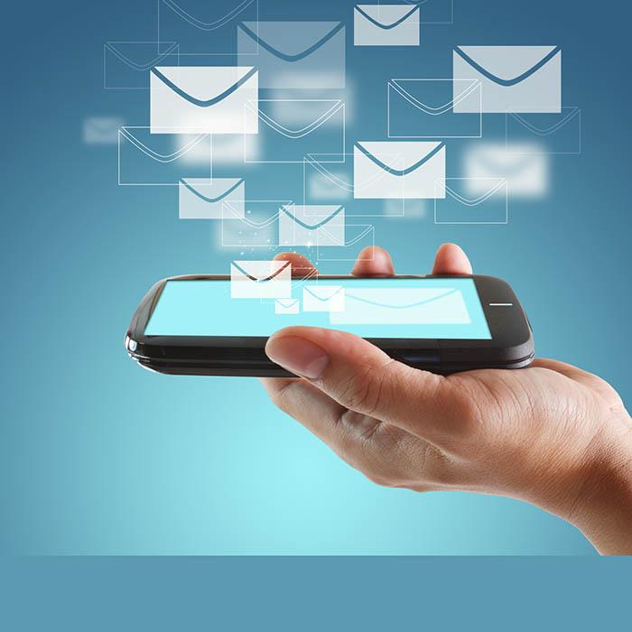 mensajes smartphone