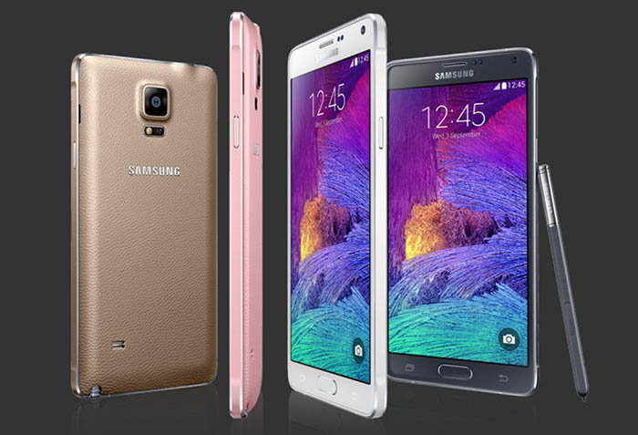 Galay Note 4