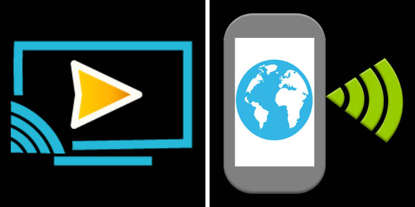 PlayTo Chromecast - Web Video Caster