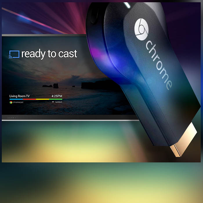 apps chromecast