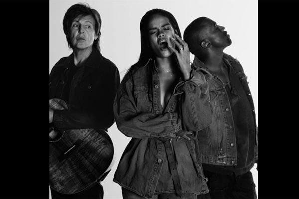 Rihanna-McCartney-KanyeWest-2