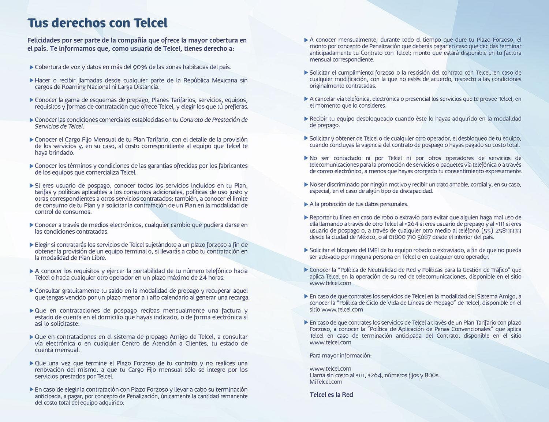 Derechos-de-usuarios-Telcel-info