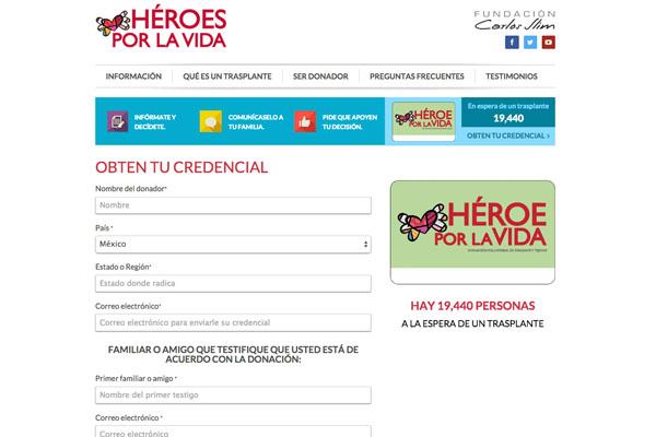credencial hxv