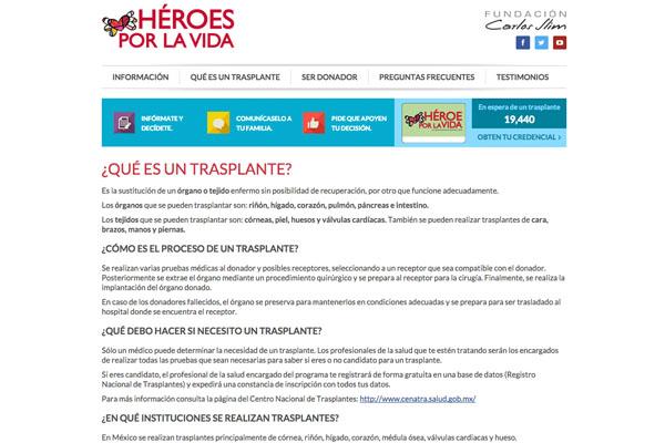 info herosxlavida