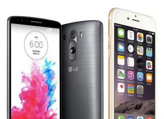 iPhone 6 y LG G3, los mejores celulares del año