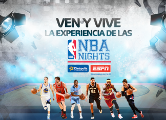 NBA Nights con Cinépolis