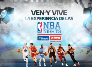 NBA Nights con Cinépolis