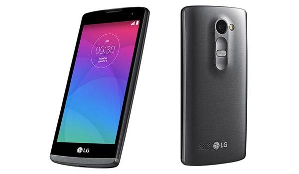 LG Leon Diseño