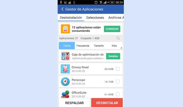 cajas apps