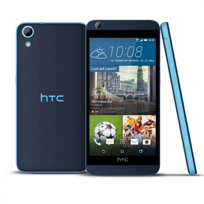 HTC 626s Portada
