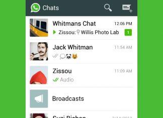 Elimina contactos de WhatsApp