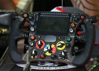 volantes F1