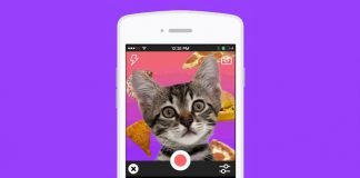 App Giphy Cam