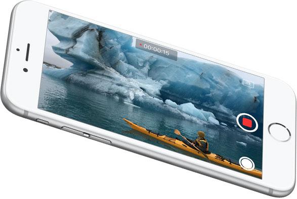 Cámaras del iPhone 6S