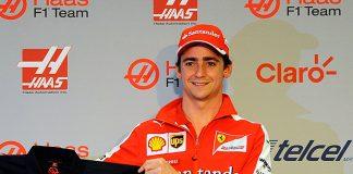 Esteban Gutiérrez, parte de Haas para 2016
