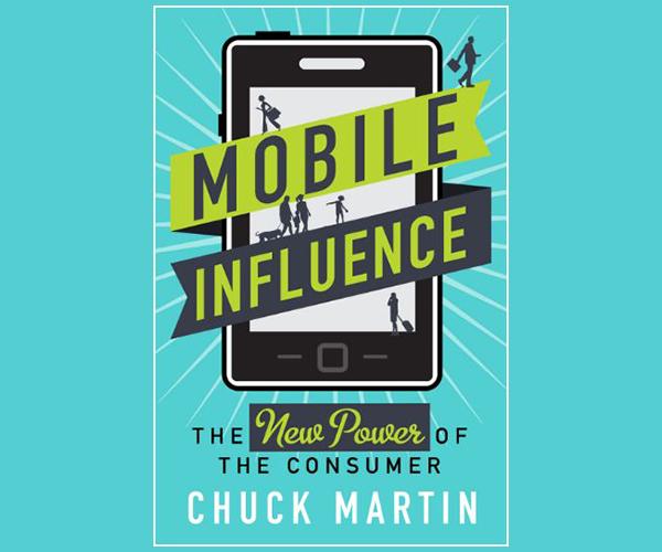 Influencia móvil, de Chuck Martin