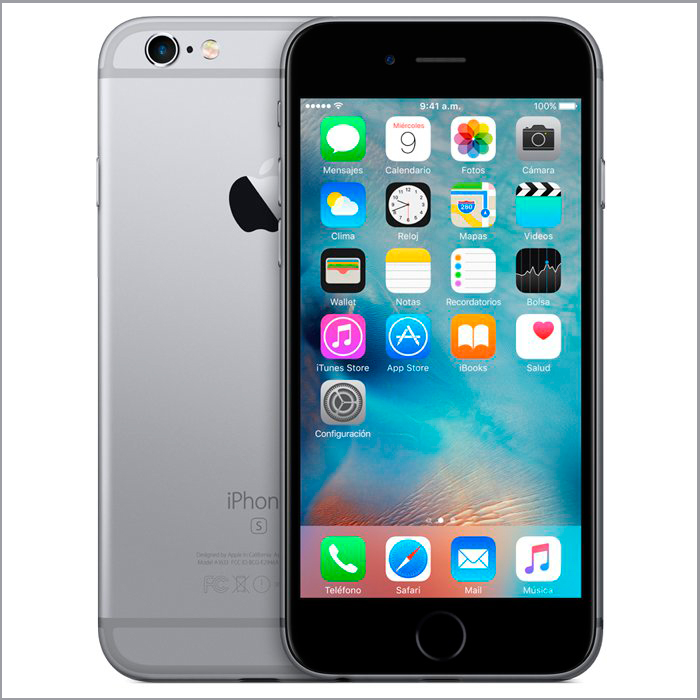 iPhone 6S con Telcel