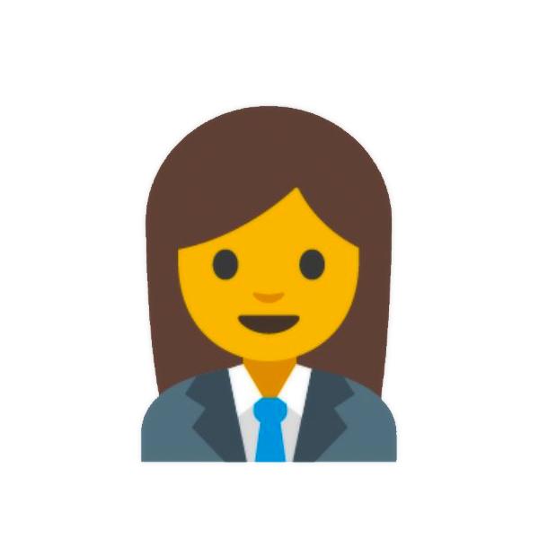 Mujer emoji