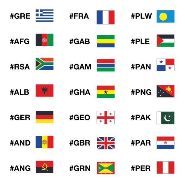 emojis Río 2016