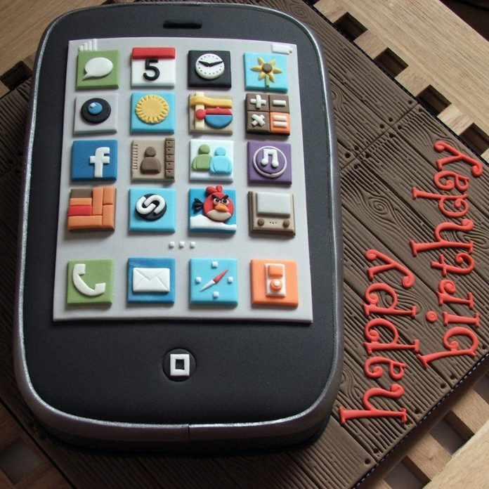 birthday smartphone