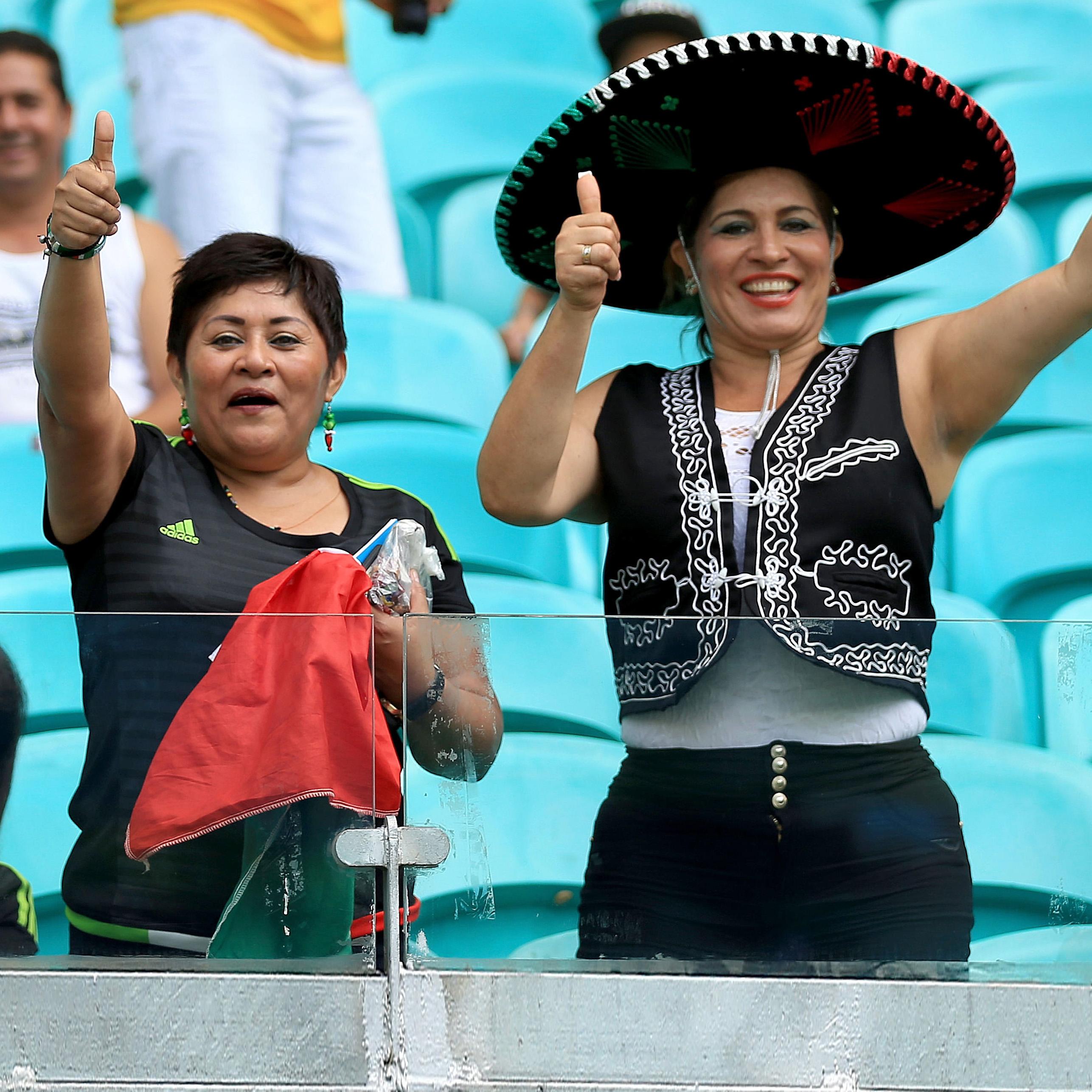 Fiji v Mexico