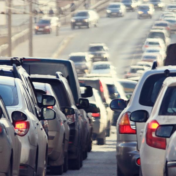 ¿Te imaginas poder estar en el tráfico sin el estrés de manejar?