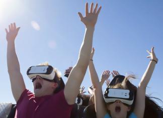 Six Flags realidad virtual