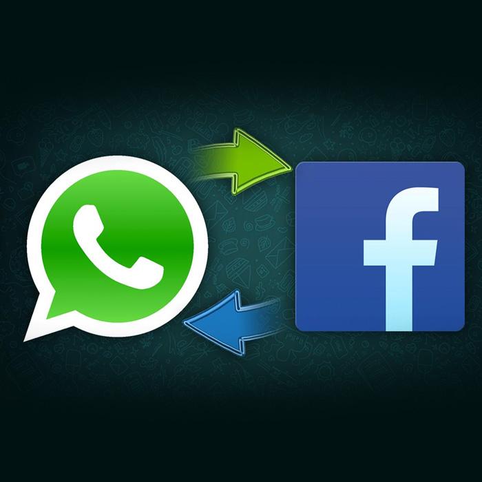 whats app y facebook