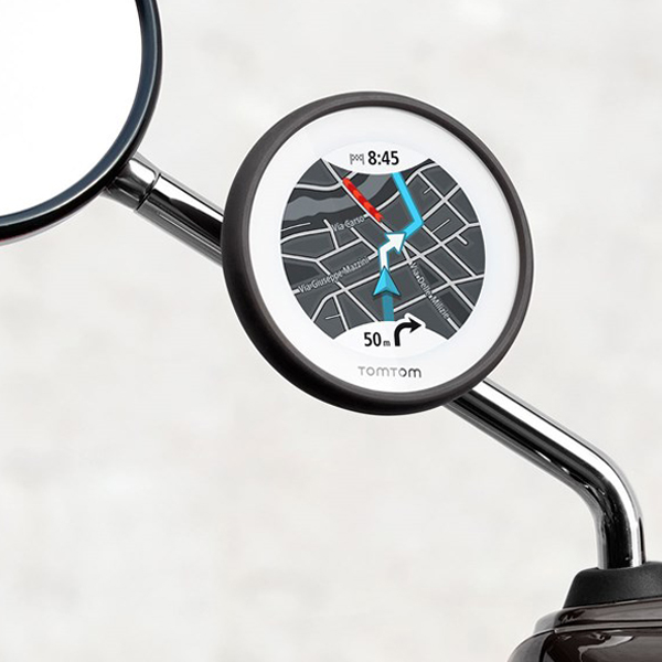 GPS scooters
