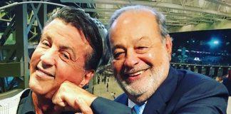 Stallone y Slim