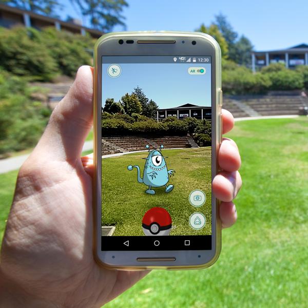 Google Maps y Pokémon Go