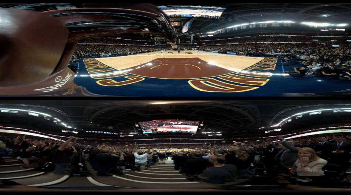 VR NBA