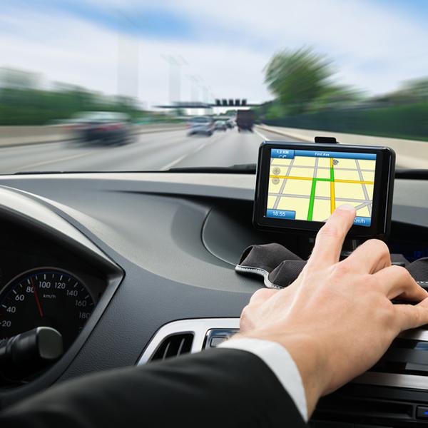 StarTrek GPS