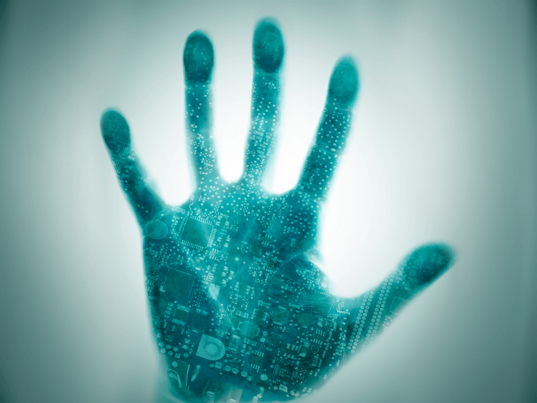 Los chips serían implantados en alguna parte del cuerpo de los internautas. (Foto: blog.kaspersky.com)
