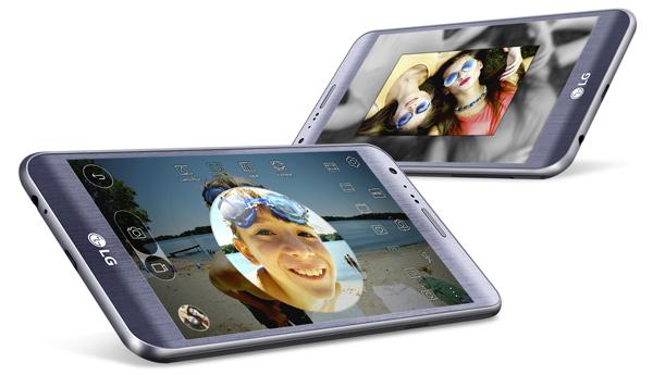 Pantalla HD y procesador de 8 núcleos son otras características del LG X Cam.  (Foto: LG)