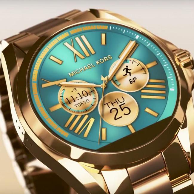 El diseñador estadounidense se introdujo al mundo de la tecnología con su nuevo smartwatch. (Foto: wtvox.com)