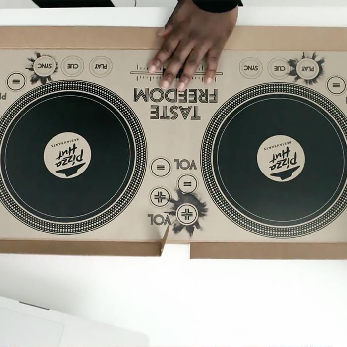 DJ Pizza Hut