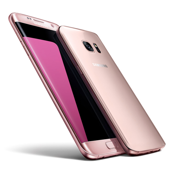 Samsung S7 Edge rosa