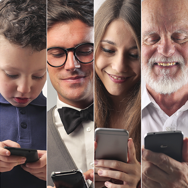 El celular perfecto es el que mejor se adapta a tus necesidades.