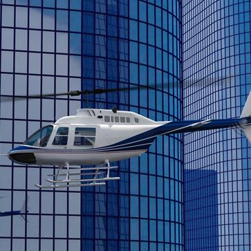 cabify helicoptero
