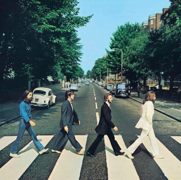 Abbey Road- The Beattles