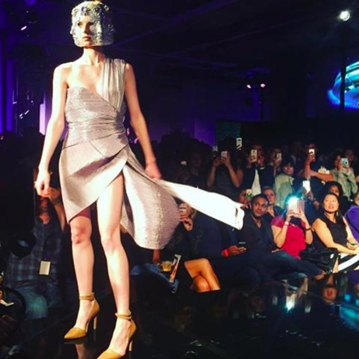 fashion week silicon valley