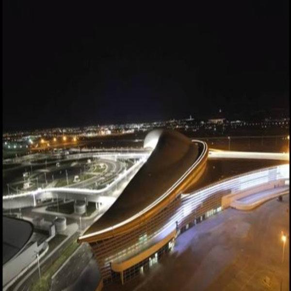 aeropuerto turkmenistán