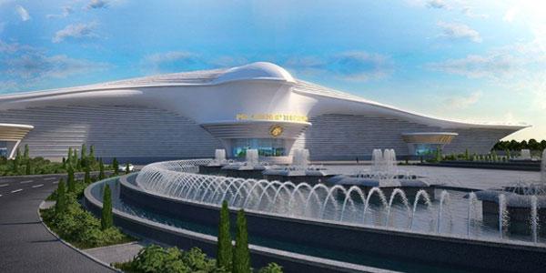 aeropuerto de Turkmenistán