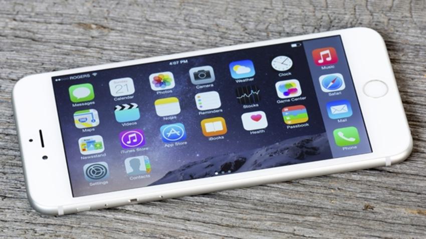 De prescindir del botón de home, el iPhone podría tener una pantalla más amplia. (Foto: Expansión)