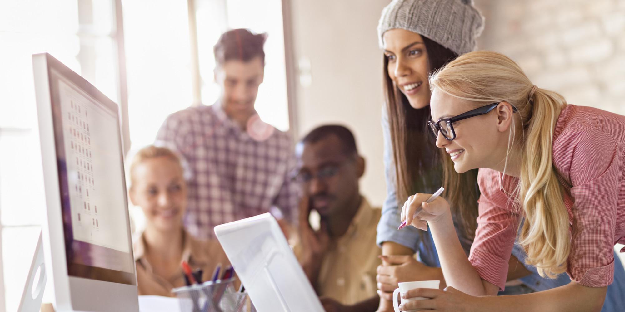 Dependiendo de las vacantes disponibles en Google, los jóvenes podrían quedarse a trabajar allí permanentemente. (Foto: Google equations)