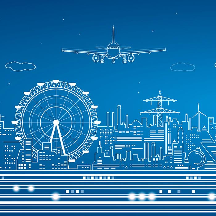 ciudades que parecen del futuro